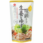 糀鍋スープ生姜とゆず